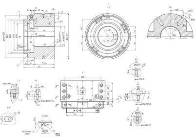 Technische-tekening